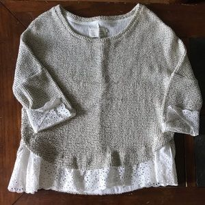 Saturday Sunday sweater